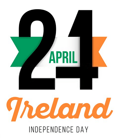 Ireland National Independence Day and St. Patrick's Day Celebrations 2021