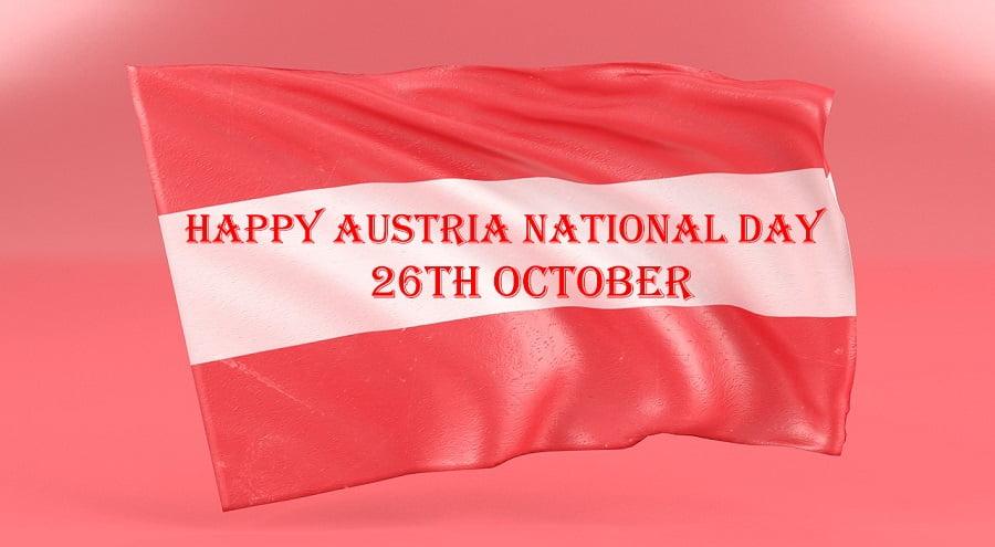 Happy Austria National Day