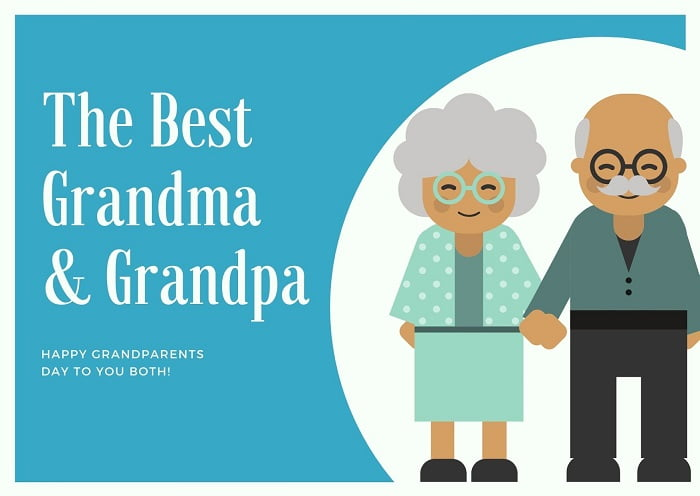 Grandparents Day Card Images