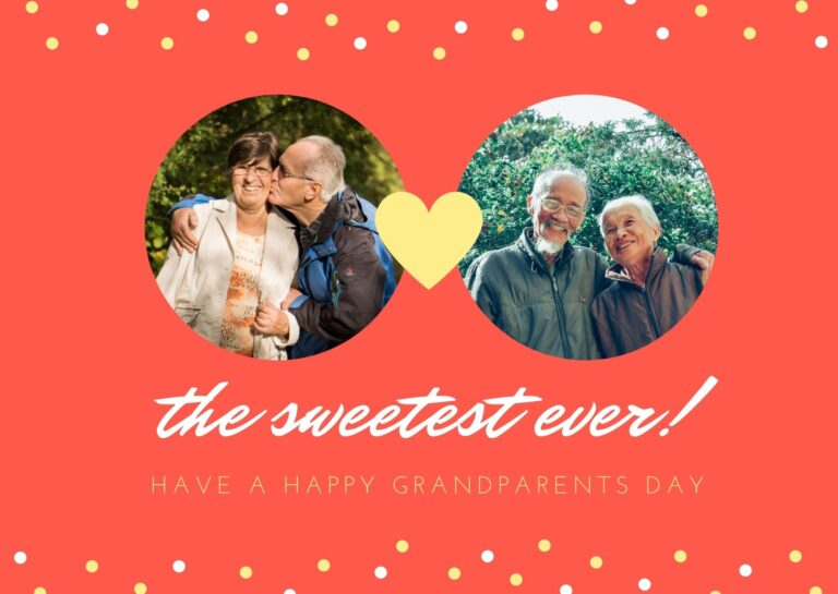 National Grandparents Day Wishes 2021