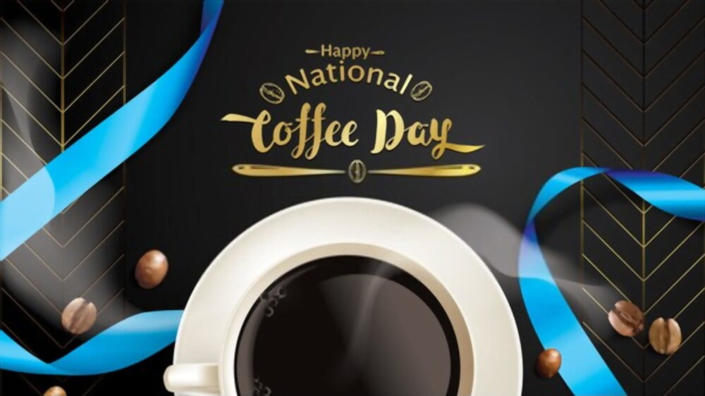 Happy National Coffee Day Images