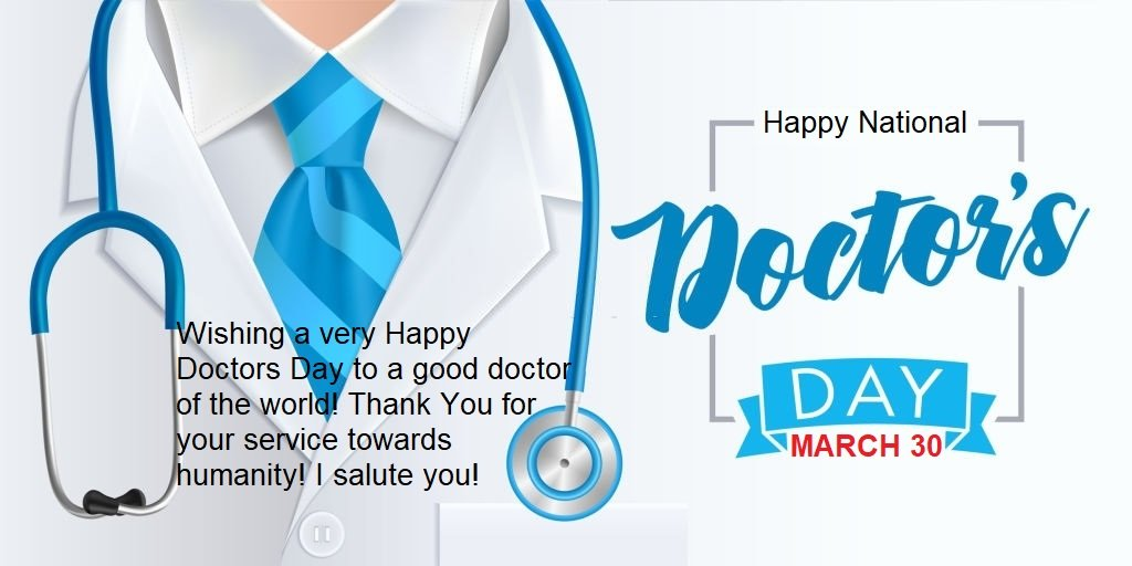 Happy National Doctors Day Wishes With Images