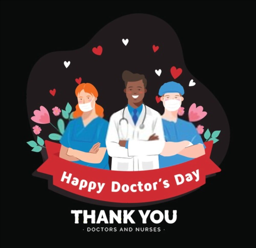 Best Happy National Doctors Day Wishes Messages Images 2021