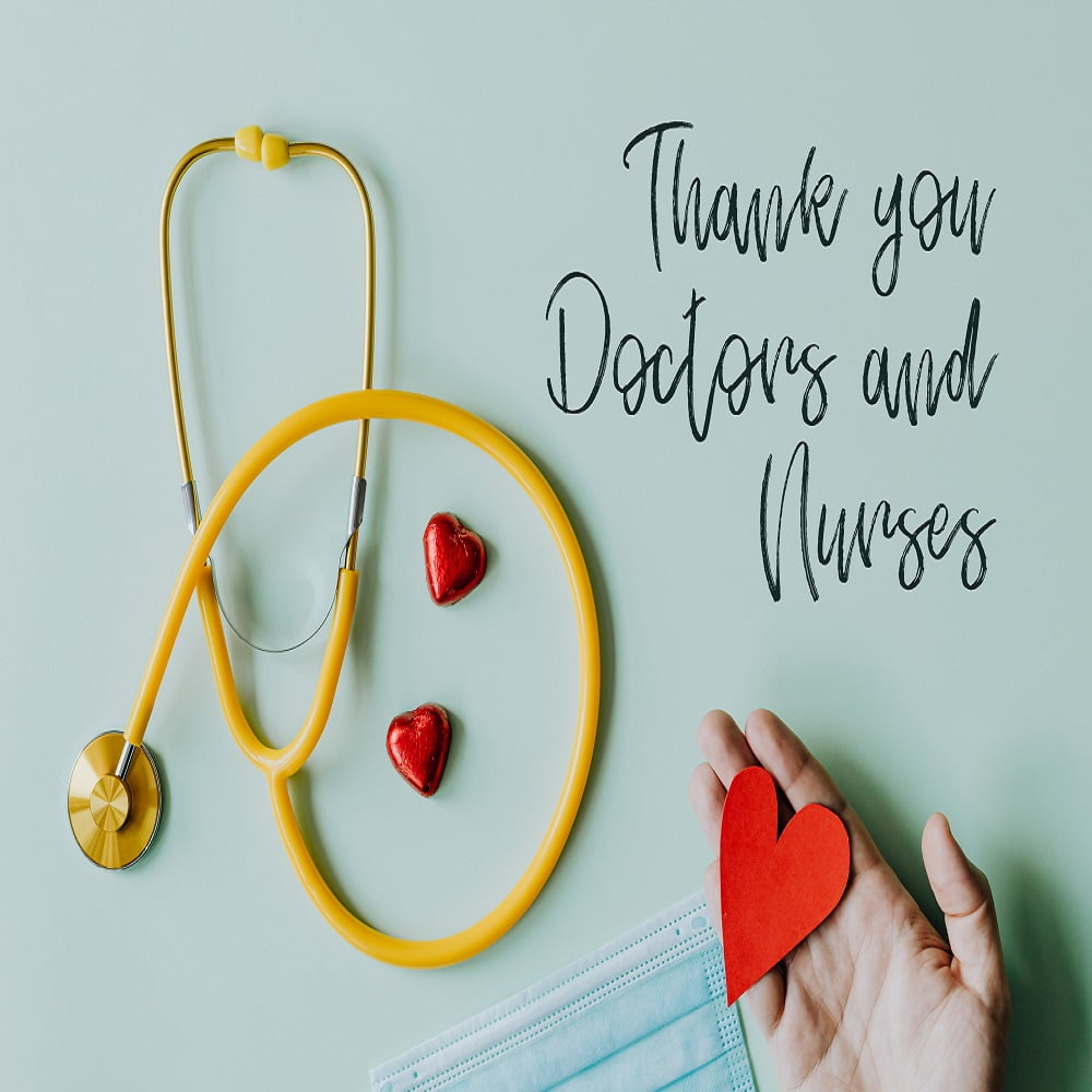 Thank You Wishes For Doctors