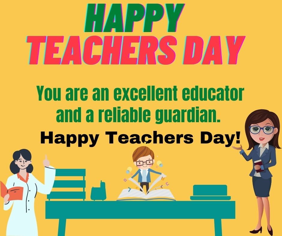 Happy National Teachers Day Wishes Images 2021